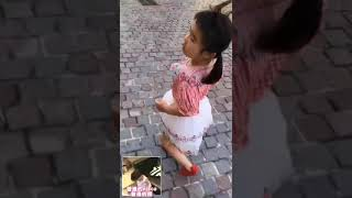 Foodie XiaoMan 超萌小吃貨~小蛮殿下最後一天的幼兒園生活👧🏻💖🏫🍄 #55個月 #kindergarten #baby #eatingmachine #小蛮 #xiaoman