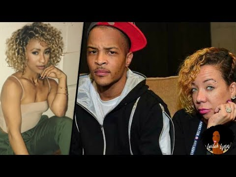 TI's Alleged Side Chick Defends Herself! Says