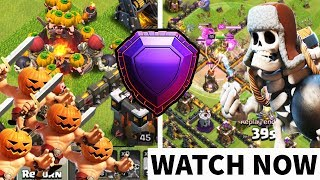 GIANT SKELETON EVENT | CLASH OF CLANS | NEW HALLOWEEN UPDATE