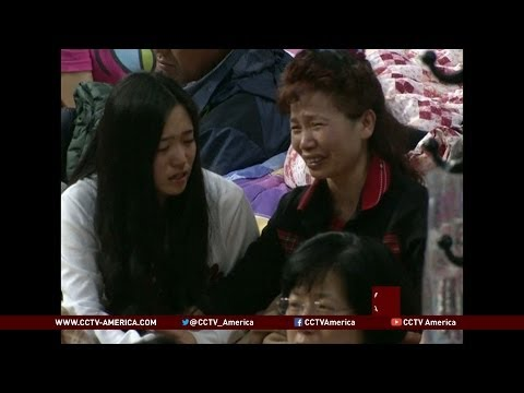 South Korean Ferry Disaster: Families Criticize Rescue and Recovery Operation