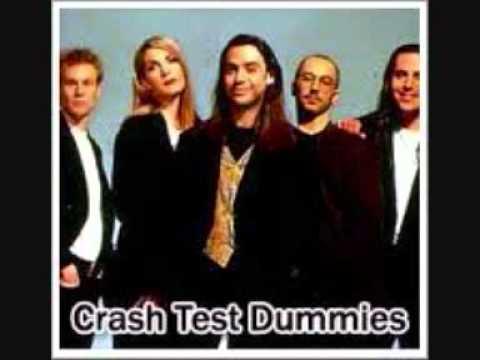Crash Test Dummies   Superman Song