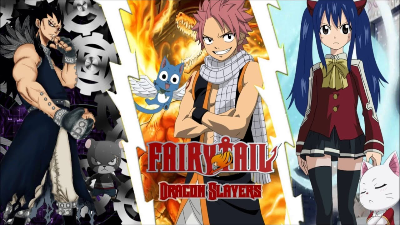 Greatest Battle OST's of All Time: Sannin no Dragon Slayer ...