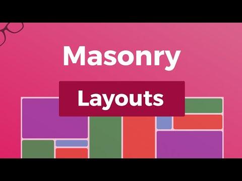 Masonry Layouts W/ Infinite Scroll