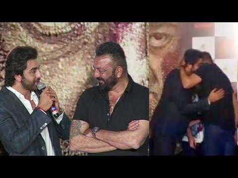 Ranbir Kapoor's Reaction On Sanjay Dutt's...