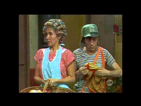Chaves - O velho do saco (1978) partes 1, 2 e 3 - HD