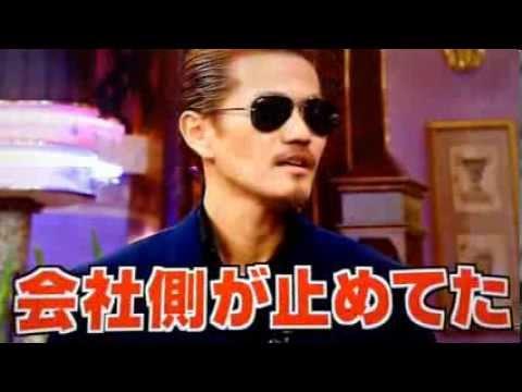 【しゃべくり007】初登場‼︎ EXILE ATSUSHI