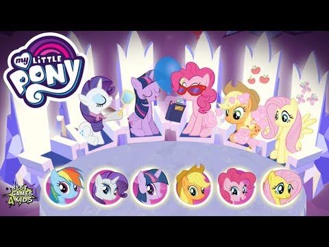 My Little Pony: Harmony Quest #72 | Play fun mini Games Across Equestria! By Budge