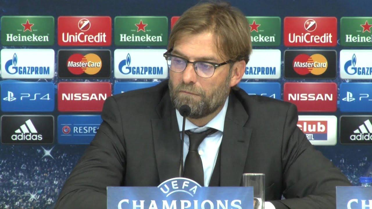 "Jürgen Klopp adelt Shinji Kagawa: ""Großes Spiel!"" | RSC Anderlecht - Borussia Dortmund 0:3"