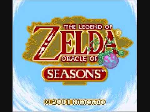 The Legend of Zelda - Oracle of Seasons Musik: Antike Ruinen (Level 6)