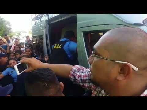 Siete hombres acusados por crimen de joven en Carazo