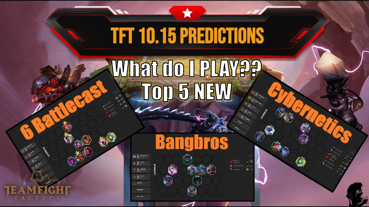 TFT 20.20] TOP 20 NEW Comps Prediction for Patch 20.20 Meta TFT ...