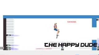 TheHappyGuy's map of the week | HappyWheels.|Ep.1