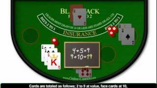 How to Play Blackjack 21 - Blackjack Rules & Tips