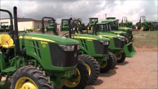 How a John Deere Mid-Size Tractor can Help Your Operation