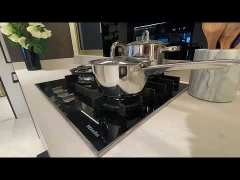 The Reef at King's Dock 3 Bedroom Showflat Tour   Waterfront Resort Style Living