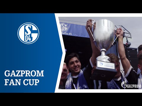 Anpfiff zum 04. GAZPROM Fan Cup auf Schalke
