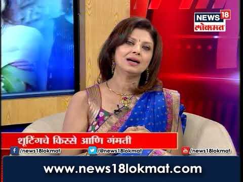 Celebrity Talk Time with Actress Varsha Usgaonkar