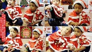 聖誕老公公的鈴噹不見了:尚袀.承洧的音樂童話王國學習琴境,用繪本豐富孩子歡天喜地的聖誕節 thumbnail