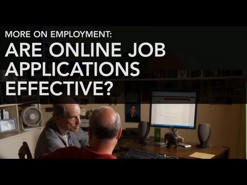 No employment or salary history on application?