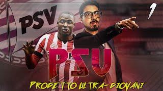 NASCE IL PROGETTO ULTRA-GIOVANI | FIFA 16 | CARRIERA ALLENATORE PSV EP. 1