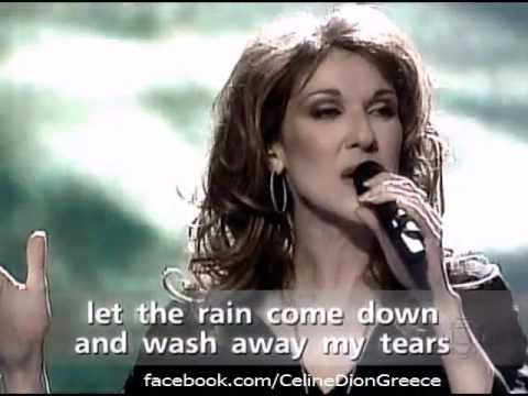 Celine Dion - A New Day Has Come (Live)