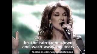 celine dion a new day has come live