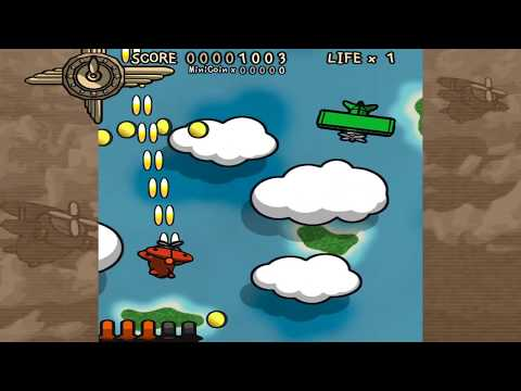 Flying Red Barrel The Diary Of A Little Aviator Gameplay PC No Commentary |