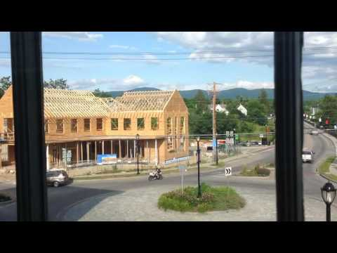 Middlebury Town Offices Construction Timelapse
