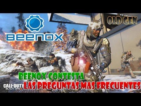 BEENOX CONTESTA LAS PREGUNTAS MAS FRECUENTES  | TODA LA INFORMACION [BLACK OPS 3]