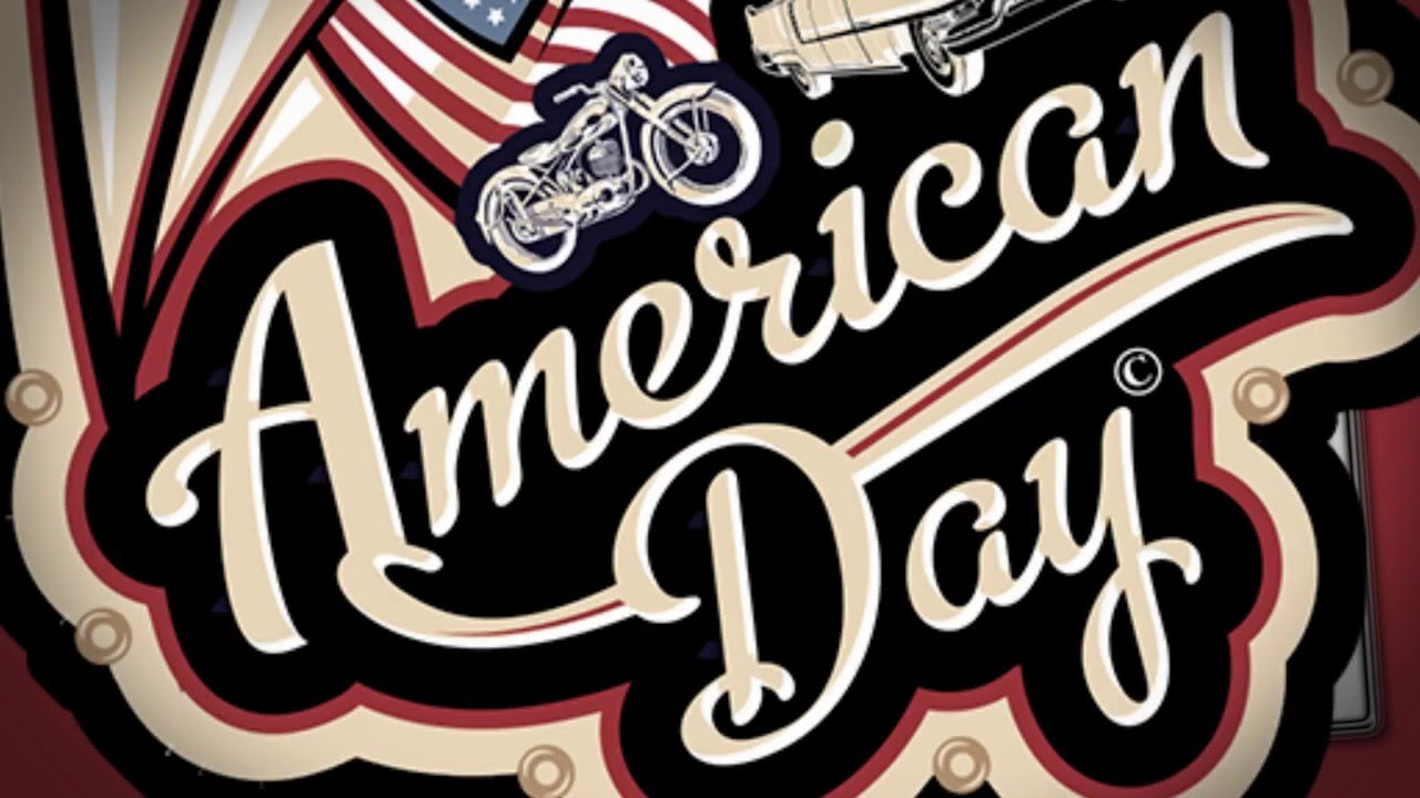 5 ieme american day sarcy youtube
