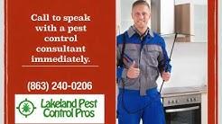 Bed Bug Exterminator in Lakeland, Fl - Lakeland Pest Control Pros