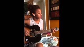 Treat Me Like Somebody Tink acoustic cover Kianna Harris.mp3