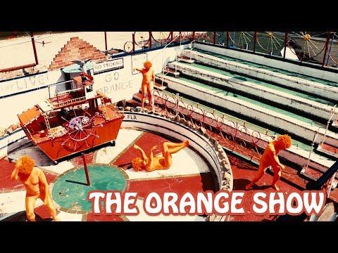The Orange Show & Houston's Art Scene