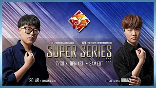 【Z VS T】 Solar|강민수 vs Bunny|이재선 - ITaX Super Series#12 200730 【스타2,SC2】