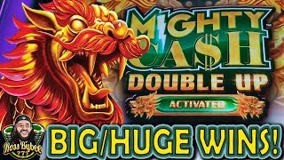 Mighty Cash Double Up ChangeItUp Double Session Choctaw Casino