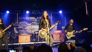 Laura Cox Band.hard blues shot.les grosses guitares.le11/11/17