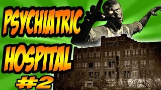"""Psychiatric Hospital"" Pt2:Completing The Easter Egg!! (Custom Zombies CPH)"