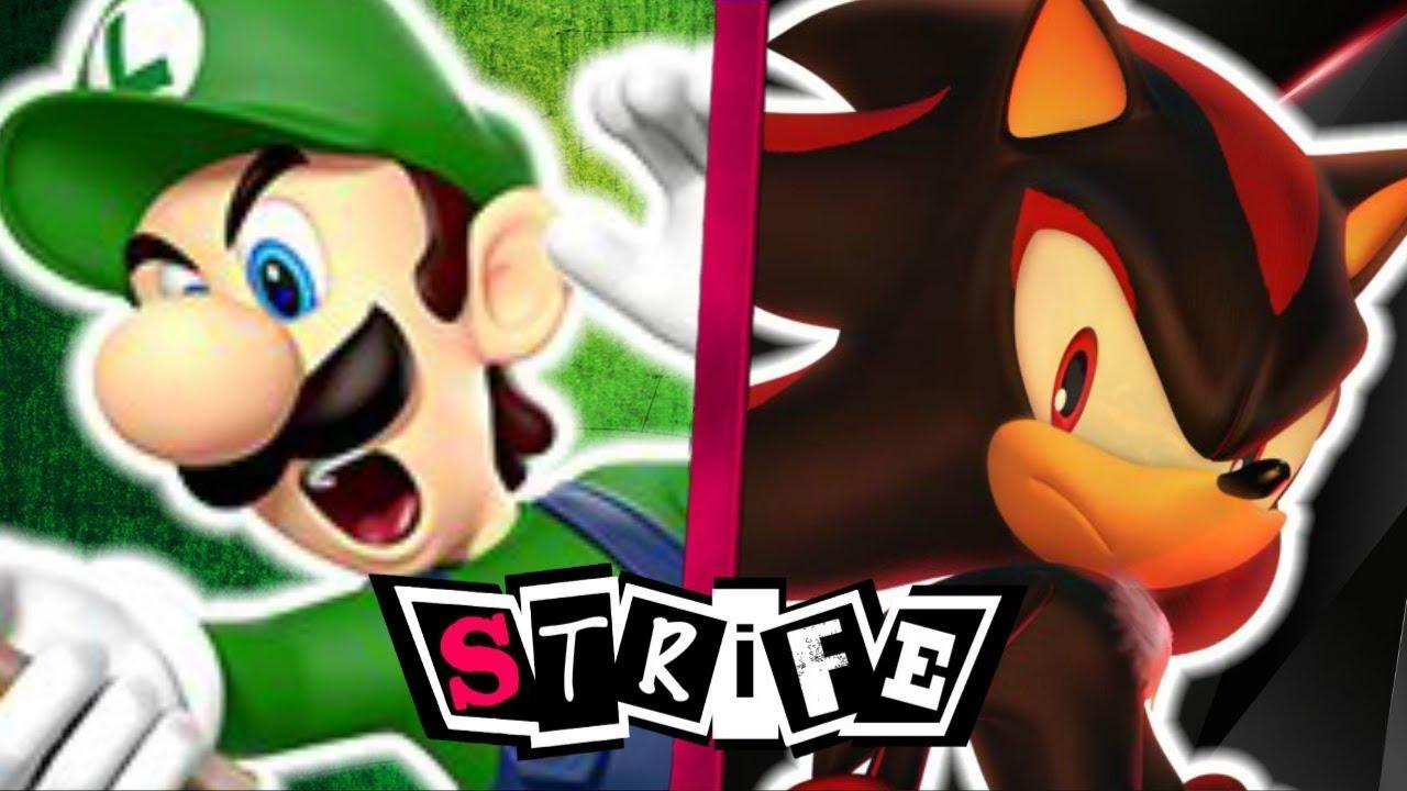 Luigi VS Shadow   STRIFE!! - YouTube - 115.5KB