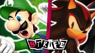 Luigi VS Shadow | STRIFE!!