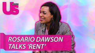 Rosario Dawson Talks 'Rent'