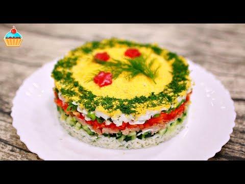 салат из печени трескииз YouTube · Длительность: 4 мин42 с