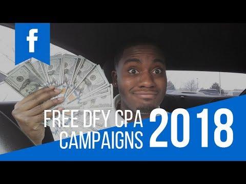 Free CPA Facebook Ad Campaigns