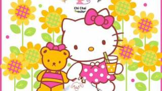 Hello Kitty picture video