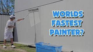 Paint Fast with the World