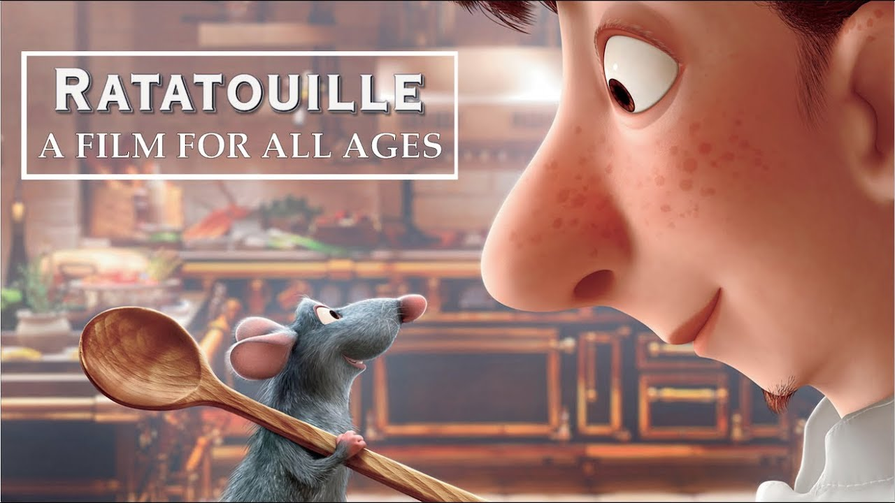 ratatouille  a film for all ages