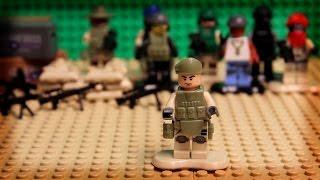 Военные минифигурки ЛЕГО Солдаты