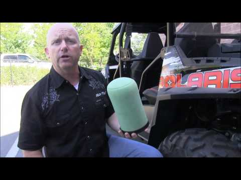 Polaris RZR 800 Air Filter by No-Toil
