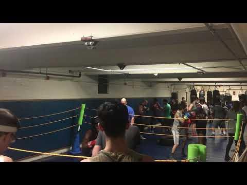 UConn Boxing Sparring (2/13/2020)