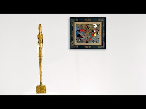 Miró and Giacometti: Miracles of Modern Art from a War-Torn World
