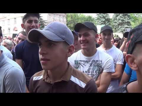 Բերդ համայնքում մեկնարկեց ամառային զորակոչը